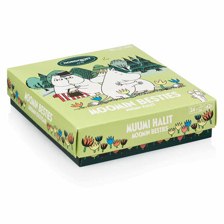 Besties Moomin Tea set Gift Box by Nordqvist