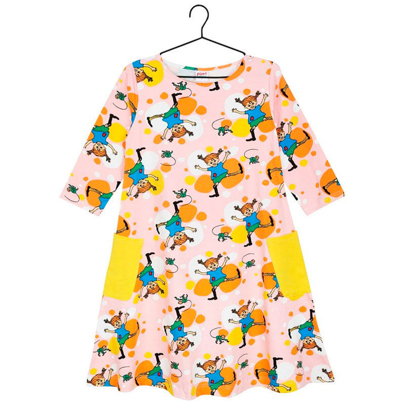 Pippi's Cartwheel Dress for Women