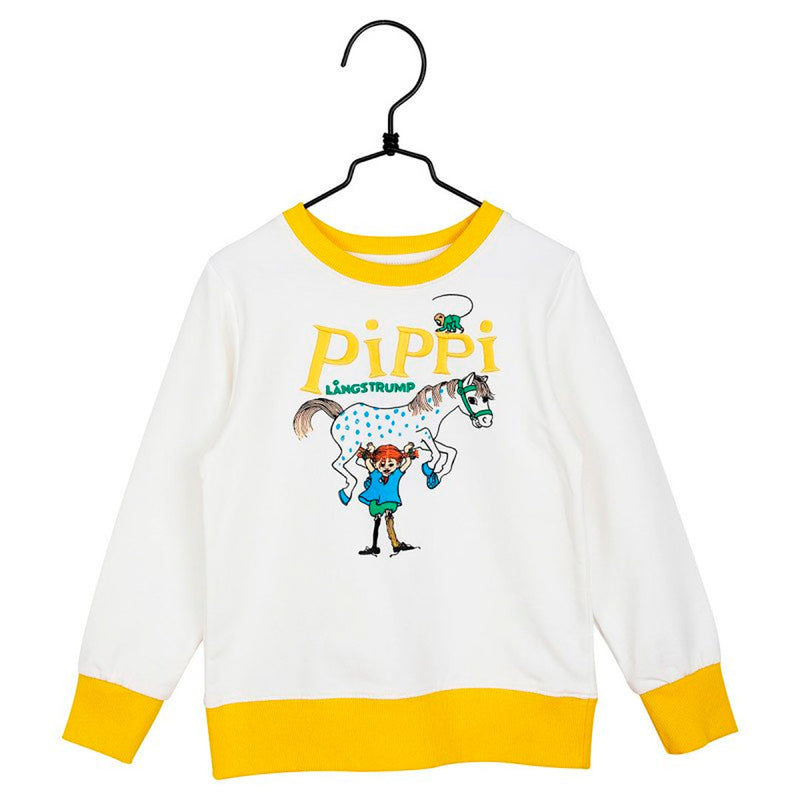 Pippi and the Horse Sweatshirt