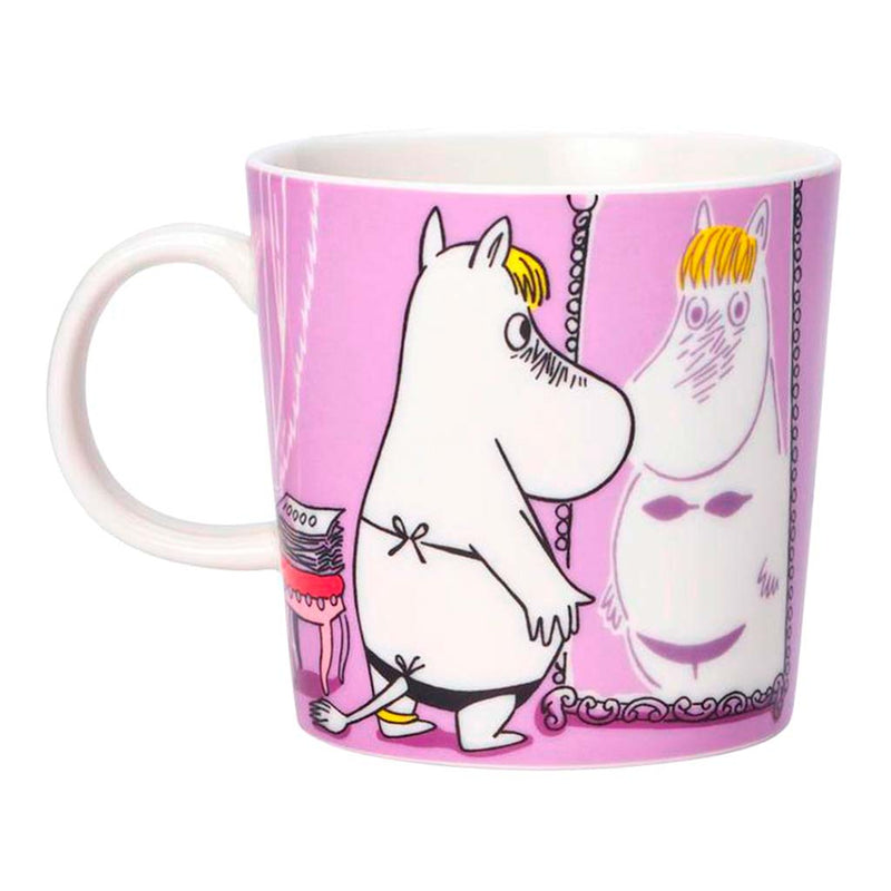 Snorkmaiden Purple Moomin Mug by Arabia