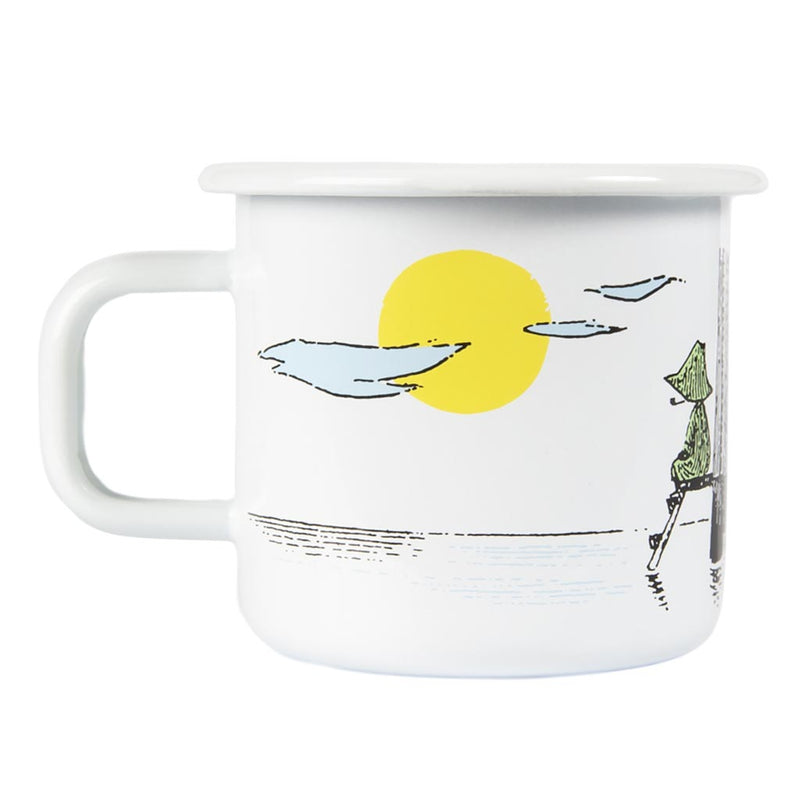 Originals Daydreaming Moomin Enamel Mug 3,7dl