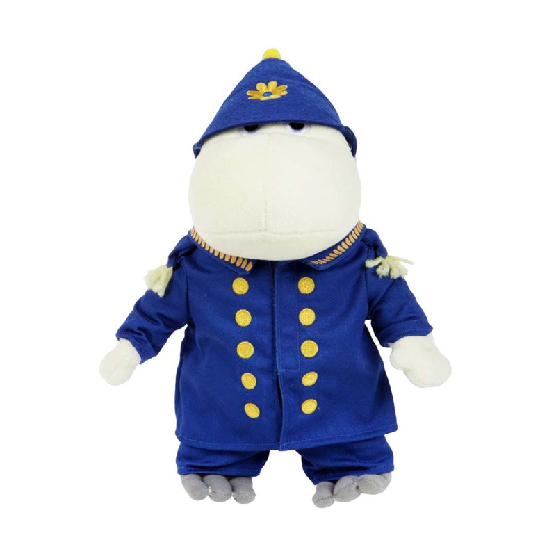 Moomin Plush The Police Inspector M