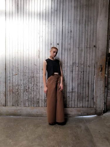 Wide Legged Pant