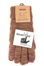 Load image into Gallery viewer, Multi Color Lined CC Glove