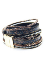 Load image into Gallery viewer, Sutton Wrap Cuff