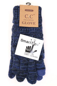 Multi Color Lined CC Glove