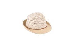 Load image into Gallery viewer, Children's Lace Fedora