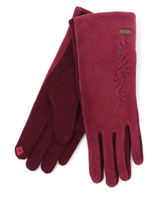 Suede CC Gloves
