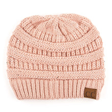 Load image into Gallery viewer, Sequin CC Beanies