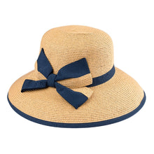 Load image into Gallery viewer, Women's Straw Hat