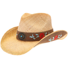 Load image into Gallery viewer, YELLOWSTONE COWBOY HAT