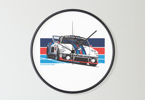935 Icon Wall Clock