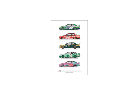 M3 Touring Car Posters