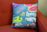 Mk3 Collage Pillow