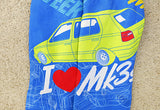 Mk3 Collage Socks