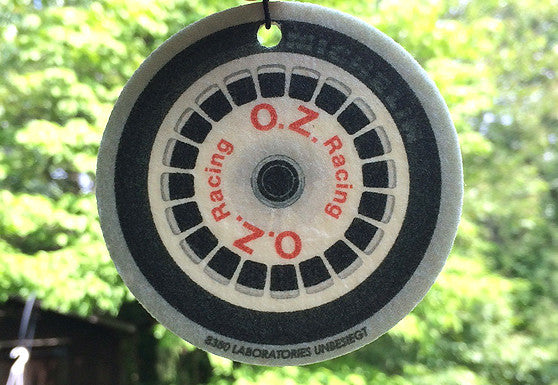 O.Z. DTM Air Freshener 2 or 10-Pack