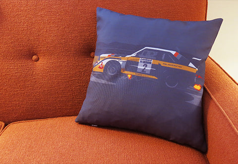 S1 Night Drive Pillow