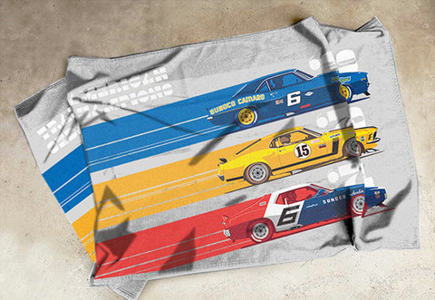 Trans Am Champs Beach Towel