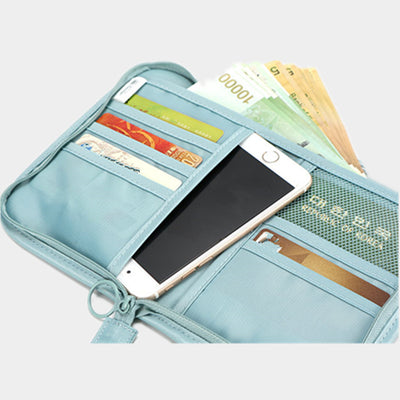 Jetsetter Travel Wallet