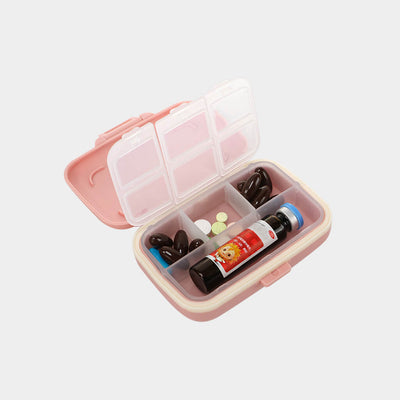 Carry-On Pill Suitcase