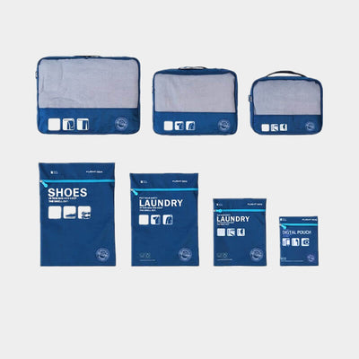 Get Organized 7-Piece Packing Set