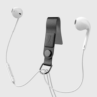 Magnetic Headphone & Earphone Clip