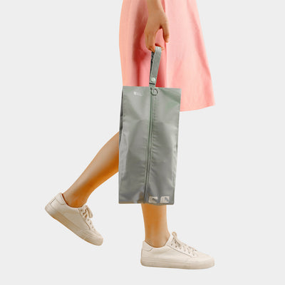 Portable shoe bag