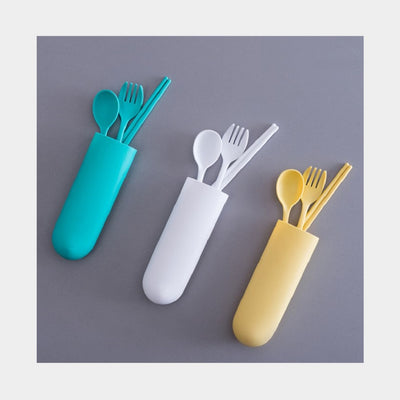 Reusable Travel Cutlery Set