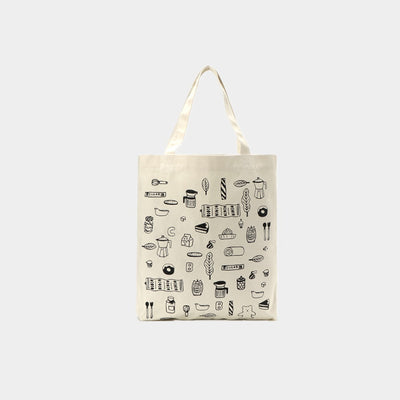 Reusable Canvas Tote Bag
