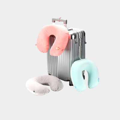 Roll n Go U-Shaped Neck Pillow