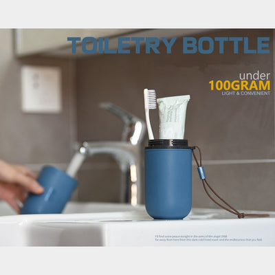 Ultra Lightweight Toothbrush Holder