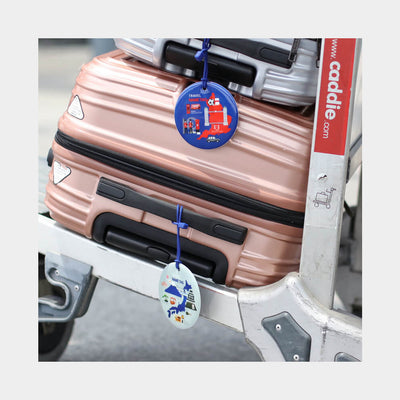 Eye-Catching Luggage Tag
