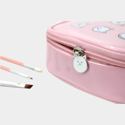 Beautiful You Cosmetic Case *Pink Cat*