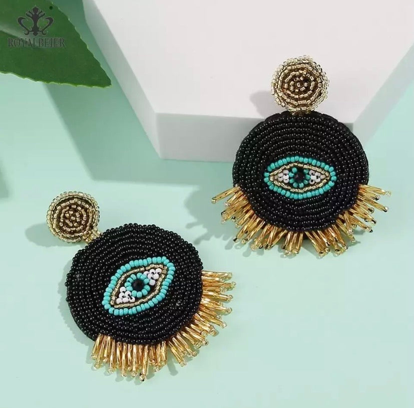 Bongucu Earrings