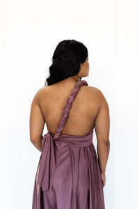 Tania Olsen Petra Jumpsuit Multiway Purple Tea Rose