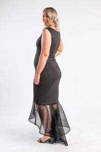 Portia and Scarlett Serena Gown Black