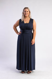Multiway Dress Navy
