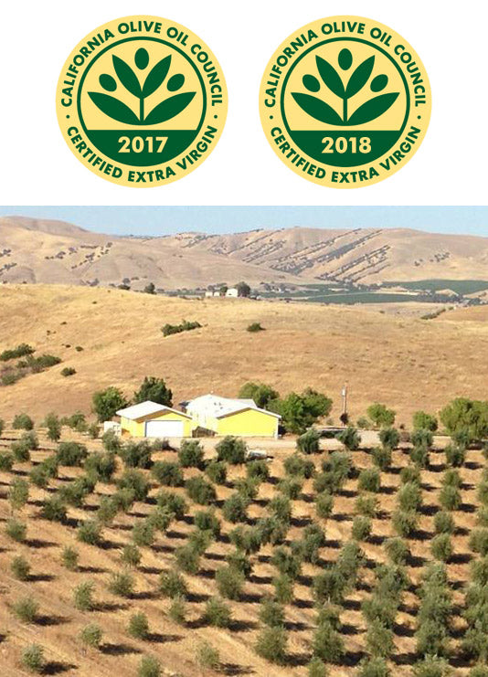 Our farm is located on the Central Coast of CA, in the West Hills of San Miguel.