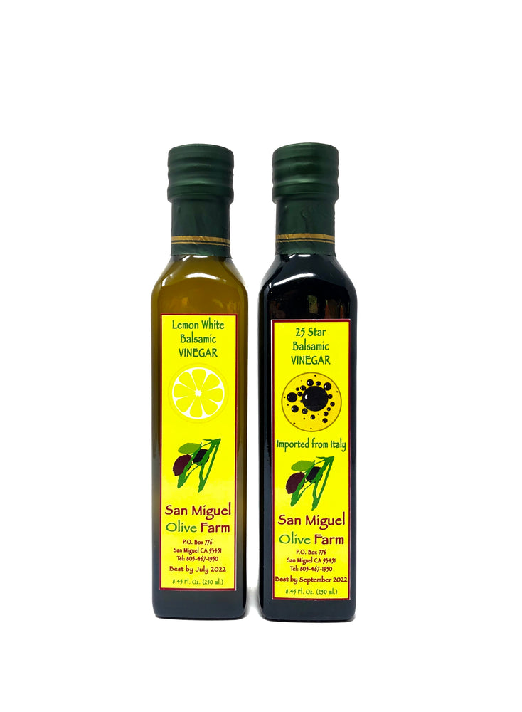 VINEGAR DUET,  Select Any Two Bottles of Vinegar