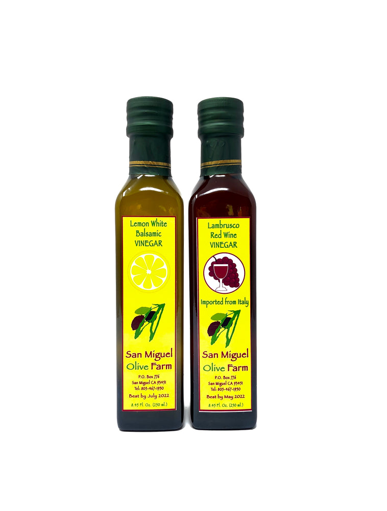 Load image into Gallery viewer, ANY AVAILABLE VINEGAR DUET,  Select Any Two Bottles of Vinegar