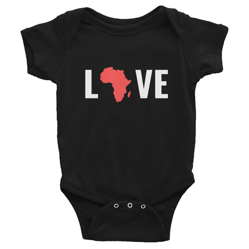 Love Africa Infant Bodysuit
