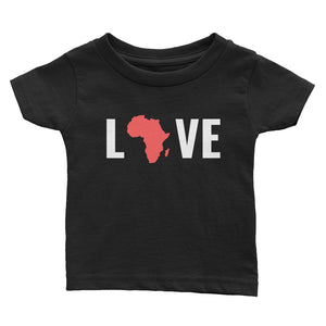 Love Africa Infant Tee