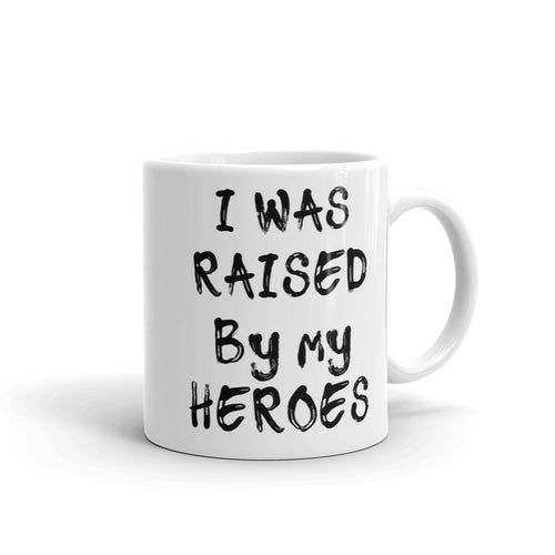 Raised By Mug