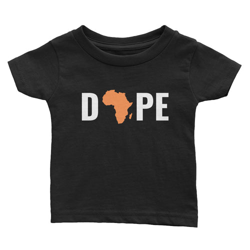 Dope Africa Infant Tee