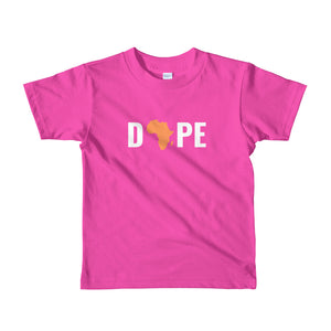 Dope Short Sleeve Kids T-shirt