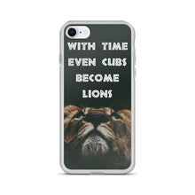 Load image into Gallery viewer, Cubs to Lions iPhone Case