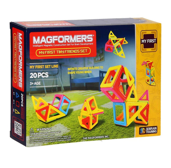 Magformers, My First Tiny Friends Set