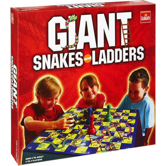Giant Snakes & Ladders CAA52360