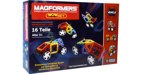 Magformers, WOW Set