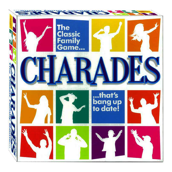 Charades  Classic Family Game